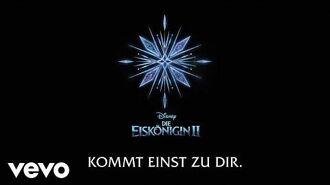 """Sabrina Weckerlin - Es kommt zu dir (aus """"Die Eiskönigin 2"""" Lyric Video)"""