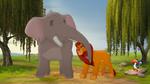 Simba and Ma Tembo