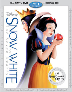 Snow White and the Seven Dwarfs - The Signature Collection Blu ray