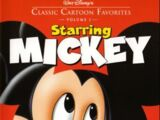 Walt Disney's Classic Cartoon Favorites