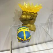 Thanos and Infinity Gauntlet Tsum Tsum Figure