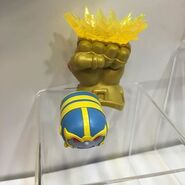 Thanos and Infinity Gauntlet Tsum Tsum Figure