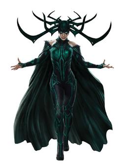 Thor Ragnarok - Hera