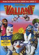 Valiant DVD