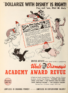 1937 DISNEY REVUE