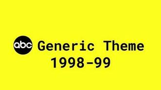 ABC Generic Theme - We Love TV