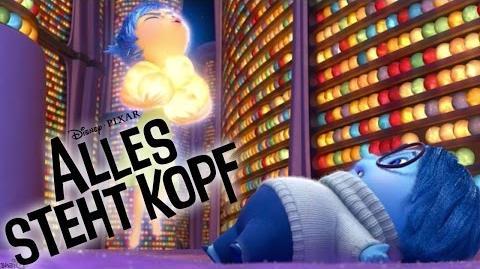 ALLES STEHT KOPF - Riley's Langzeitgedächtnis - Ab 01.10.2015 im Kino – Disney HD