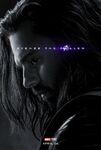 Avengers Endgame - White Wolf poster