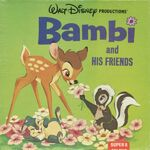 Bambi and friends super 8