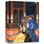Beauty and the Beast ''First Dance'' Giclée by Paige O'Hara
