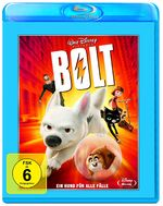Bolt 2010 Germany Blu-Ray