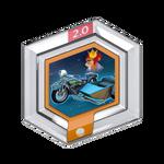 Eglantine's Motorcycle Power Disc