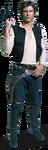Han Solo render