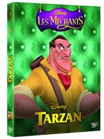 Les Méchants Tarzan DVD