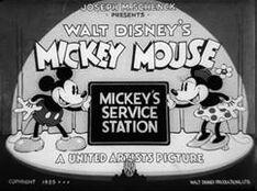 Mickey's Service Station