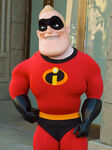 Mr Incredible Disneyland