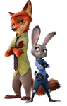 Nick and Judy Render