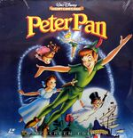 Peter Pan Germany Laserdisc