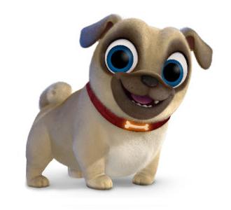 puppy dog pals names