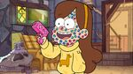S1e4 mabel bedazzled face
