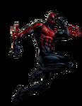 Spider-Man 2099 Portrait Art