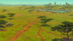 The-Pride-Lands-(The Lion King)
