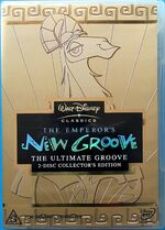 The Emperor's New Groove 2001 AUS DVD