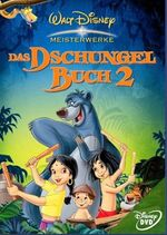 The Jungle Book 2 2003 Germany DVD