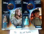 Tomorrowland figures Bluetopia