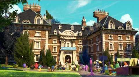 Universidade Monstros Novo Trailer