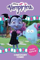 Vampirina - Super Natural Cinestory Comic