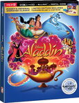 ALADDIN 1992 Target Cover