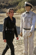 Agents of S.H.I.E.L.D. - 1x11 - The Magical Place - Photography - Skye
