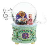 Beauty and the Beast Snowglobe