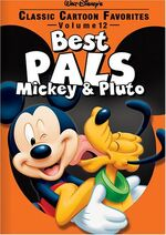Best Pals Mickey and Pluto