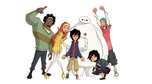Big Hero 6 TV series cast