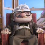 Carl Relaxing In Chair