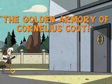 The Golden Armory of Cornelius Coot!