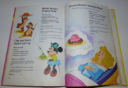 Disney's mickey mouse cook book