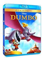 Dumbo france blu ray 2012