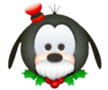 Holiday Goofy Tsum Tsum Game