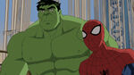 Hulk and the agents of Smash - Spiderman