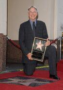 Mark Harmon Walk of Fame