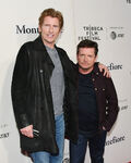 Michael J. Fox & Denis Leary Tribeca19