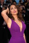 Salma Hayek 68th Cannes Fest