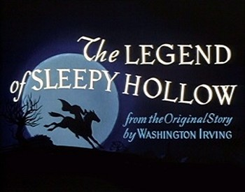 what is the plot of the legend of sleepy hollow