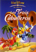 The Three Caballeros 2003 France DVD