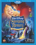 12. Sleeping Beauty (1959) (Platinum Edition Blu-ray + DVD)