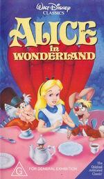 Alice au vhs 80s