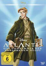 Atlantis the Lost Empire 2017 Germany DVD